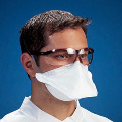 Kimberly-Clark Respiratory N95 Face Mask, White, Box/50