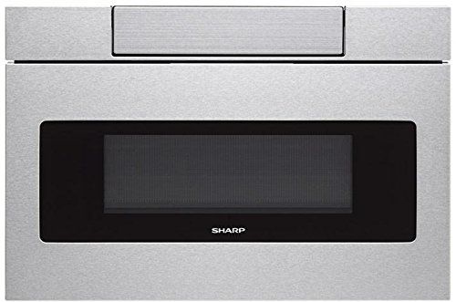 sharp microwave drawer oven - 1
