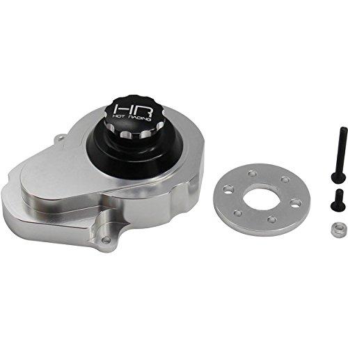 Blue Aluminum Gear - Hot Racing TE3201 Aluminum Gear Box Cover Traxxas 1/10 2wd