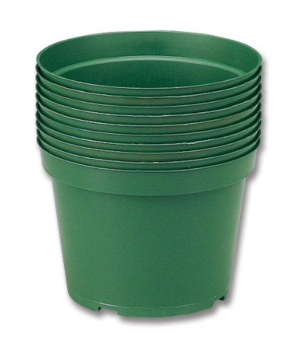 10 pack flower pots - 7