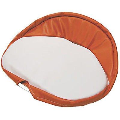 70200145-13 New Allis-Chalmers Orange/White Seat Cushion CA D14 D15 D17 D19 + - Ca Seat Cushion