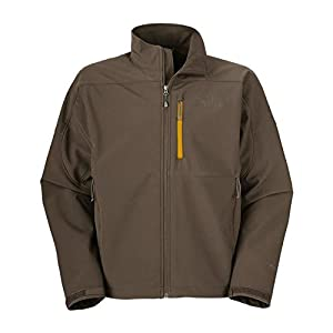 The North Face Apex Bionic Weimaraner Brown/Brown XXL Mens Jacket from The North Face