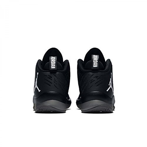 Nike 844689-005, Zapatillas de Baloncesto para Niños Anthracite/Black/Dark Grey/White