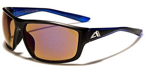 para SUNGLASSES sol Blue hombre SDK Matte de Black Gafas q6IwIvf