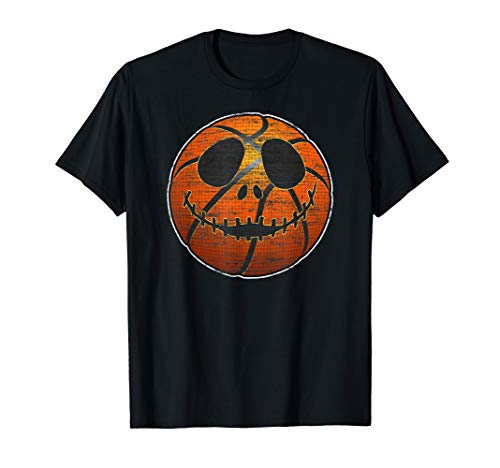 Funny Basketball Halloween T-Shirt | Baller Costume Bball ()
