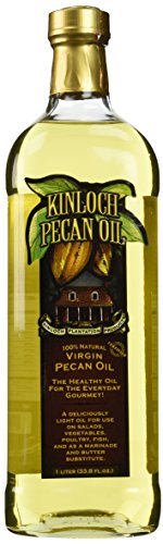Kinloch Plantation Products Pecan Oil, Two (2) 1000 ML ()