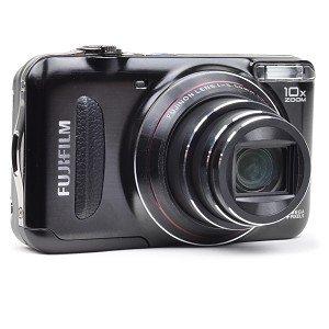 Fujifilm FinePix T310 14MP 10x Optical/6.7x Digital Zoom HD Camera (Black)