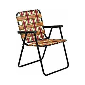 Rio Brands Chairs BY055 07130 Basic Web Folding Chair