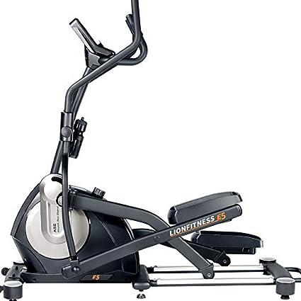 lionfitness Crosstrainer E5 - Bicicleta elíptica (Calidad de ...
