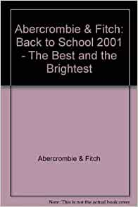 Abercrombie & Fitch: Back to School 2001