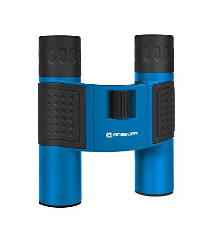 Bresser Topas Jumelles 10 x 25 mm Bleu Bleu