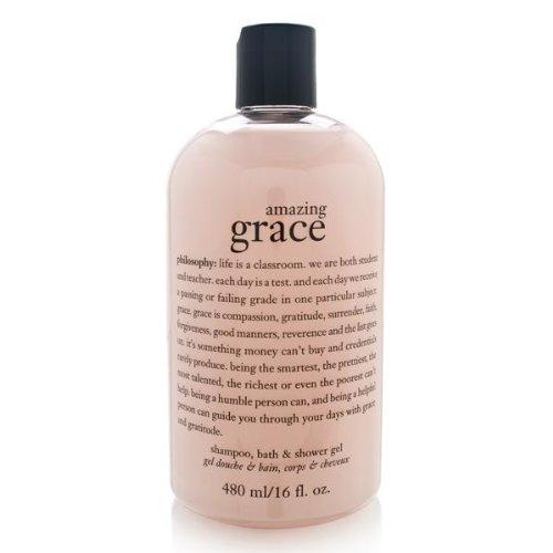 Philosophy Amazing Grace 16.0 oz Shampoo, Bath & Shower Gel by Philosophy