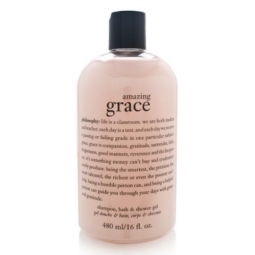 Philosophy Amazing Grace 16.0 oz Shampoo, Bath & Shower Gel