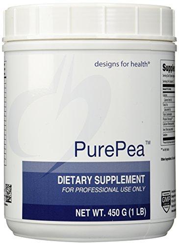 Dessins pour la santé - PurePea Unflavored/non sucré - 450 grammes
