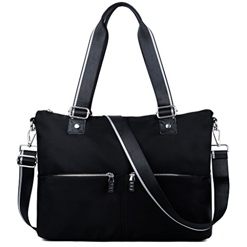 All Black Book Bags - 1