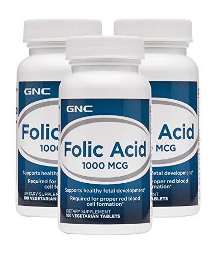 Best Vitamin B9 Folic Acid