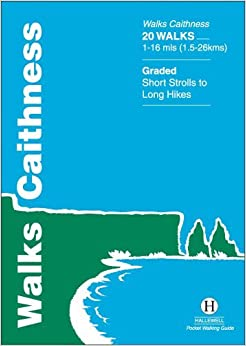 Walks Caithness (Hallewell Pocket Walking Guides) by Richard Hallewell (2014-06-14)
