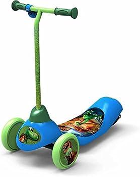 Disney Dinosaur 3-Wheel Electric Scooter