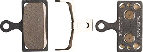 SHIMANO G04S Metallic Disc Brake Pad Metallic, One Size