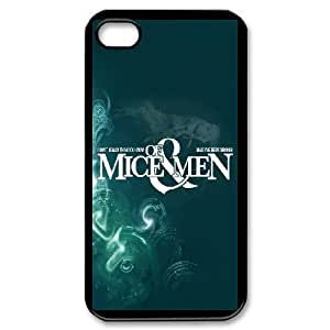 Generic Case Of Mice and Men For iPhone 4,4S A12S348694