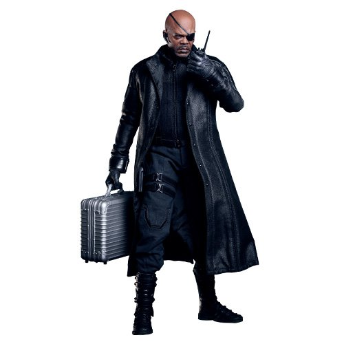 nick fury hot toys - 2