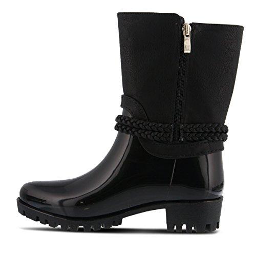 Rain Spring Step Black Glover Women's Boot zrTtqTOnw