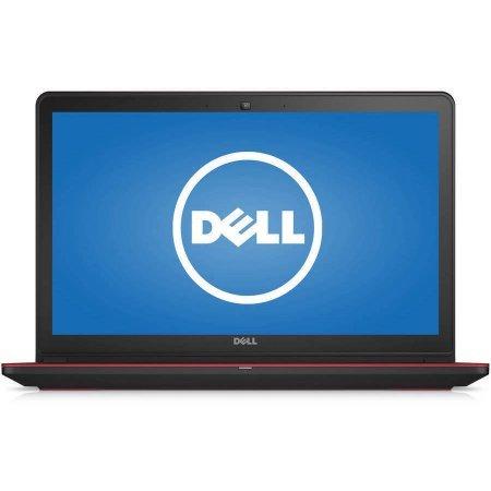 Dell Inspiron 7000 Red 15.6 inch Full HD Flagship High Performance Laptop PC, Intel Core i7-6700HQ Quad-Core, NVIDIA GeForce GTX 960M with 4GB DDR5, 16GB RAM, 1TB HDD+8GB SSD, Windows 10