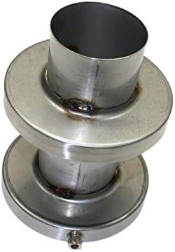 HKS 3306-RA071 120mm Inner Muffler Silencer