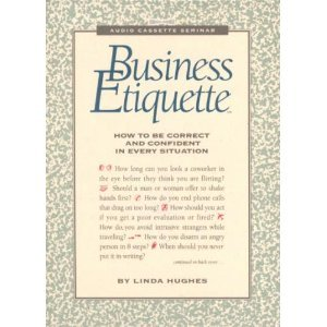 Business Etiquette by Career Track Pubns