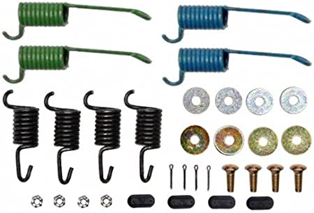 Raybestos H9206 Professional Grade Drum Brake Hardware Kit