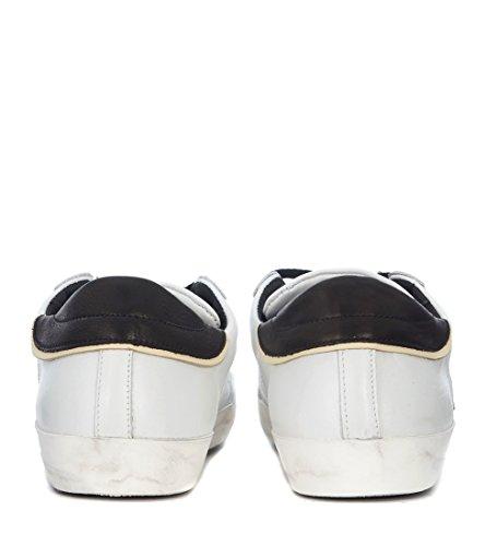 Philippe Model Sneaker Paris in Pelle Bianca Bianco