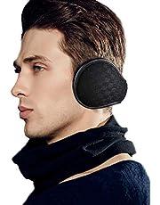 LifeFan Foldable Unisex Ear Warm Earmuffs Fur Earwarmer Ear Wrap Winter Cold Protective Headwear