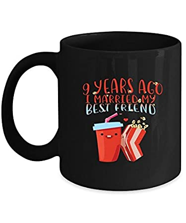 Amazon 9th Wedding Anniversary Gifts For Husbandwife Cute