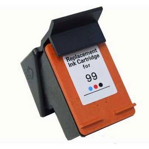 99 C9369wn Photo Cartridges - For HP 99 C9369wn Photo Color Inkjet Cartridge Remanufactured for Photosmart 325, 375, 8450, 8150, 2710, 2610, PSC 1600, 1610, 2350, 2355, 2610, 2710, Deskjet 6840, 6540, 6520, 5740