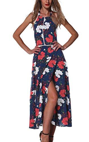 Buy hand crochet maxi dress - 5