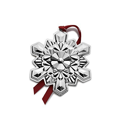 Gorham 47th Edition 2016 Snowflake Ornament by (Gorham Snowflake Ornament)