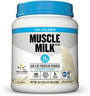 Protein & Meal Replacement: Muscle Milk 100 Calorie Protein Powder