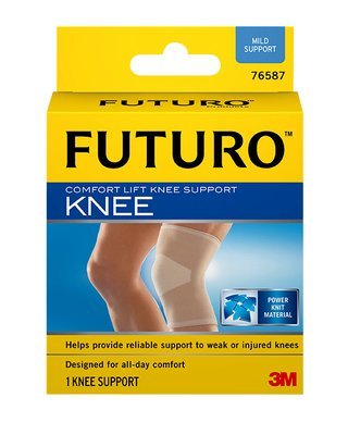 (3M 76586EN) (3M ID Number 70005194942) FUTURO(TM) Comfort Lift Knee Support, 76586EN, Small [You are purchasing the Min order quantity which is 24 EACHS]