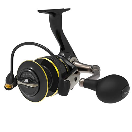 Fin-Nor FinNor Trophy 80-Size Spinning Reel FinNor Trophy 80-Size Spinning Reel, 80 - Fin Nor Spinning Reels