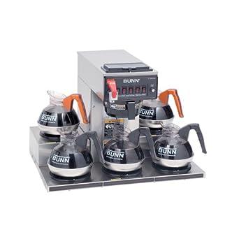 Amazon.com: Bunn automática cafetera calentadores de W/5 y ...