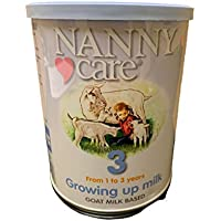 NannyCare Goatmilk Growing Up 400g