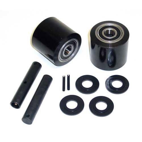 GPS Load Wheel Kit for Manual Pallet Jack - Fits Jet, Model # A