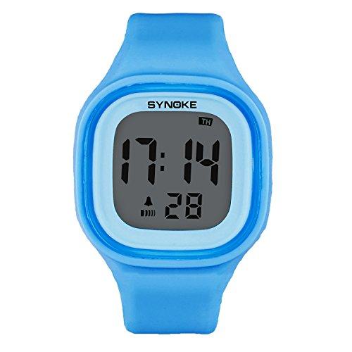 Jelly Sport Wrist Watch - 3