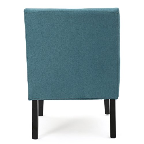 Christopher Knight Home 299752 Kassi Accent Chair, Dark Teal - 8