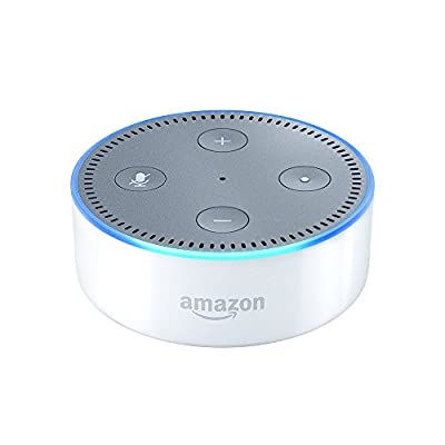 Echo Dot (2nd Generation) - White by Amazon