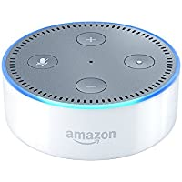 Amazon Echo Dot (2nd Generation) Smart speaker with Alexa (White)