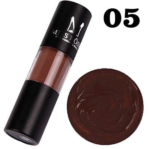 Miss Young Liquid Lipstick Moisturizer Velvet Lipstick Cosmetic Beauty Makeup -
