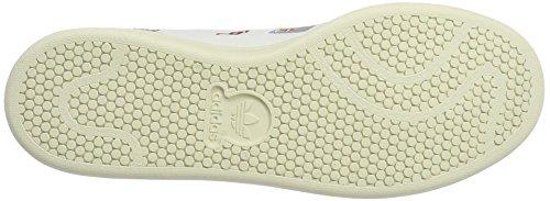 White off Blanc Baskets Stan White footwear Mode Femme footwear White Smith Adidas x4OXvxP