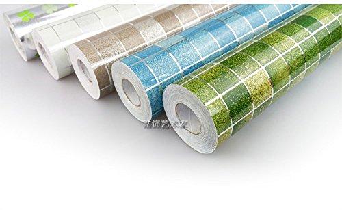 etiquetas de la pared de la cocina baño de PVC plástico de vinilo resistente al agua pegatinas de pared adhesivo...