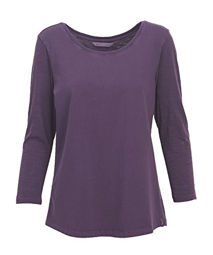 woolrich-womens-first-forks-3-4-sleeve-shirt-wisteria-xl